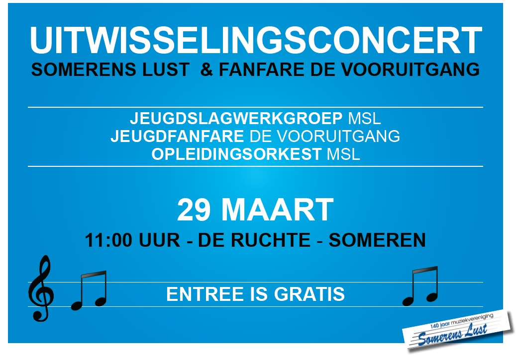 Opleidingsorkest in Someren