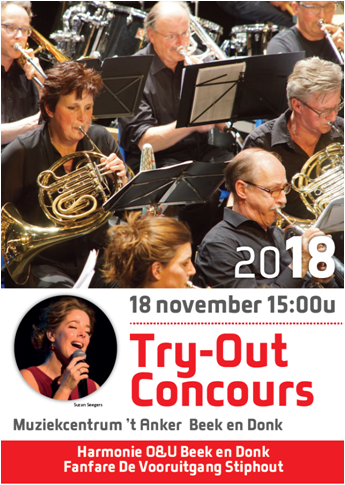 Try-out concours